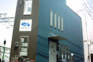 ラン・ミュージック・スタジオ建物