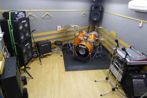 Aスタジオ|Lan Music Studio,大阪,十三