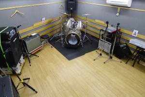 Bスタジオ|Lan Music Studio,大阪,十三